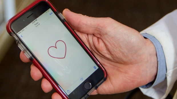 Heart health app launches overseas