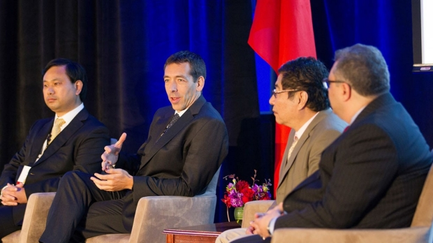 Precision health a topic at Sino-U.S. symposium