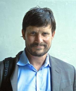 Ian Crozier