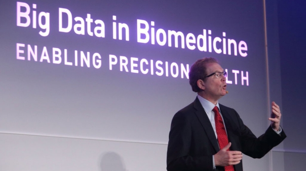 Big data conference builds foundations for precision health