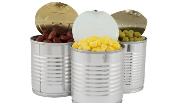 BPA's link to canned food