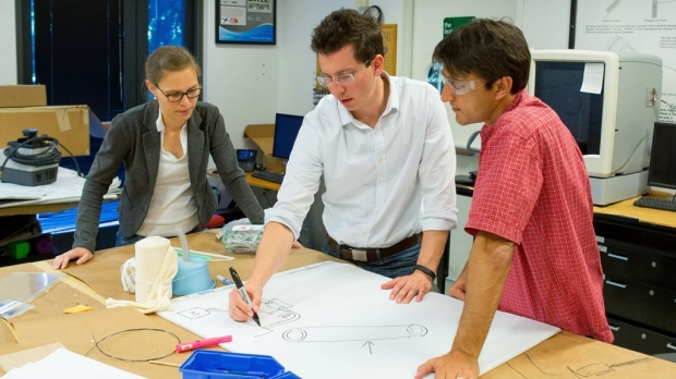 Biodesign fellows to develop health technology for aging adults
