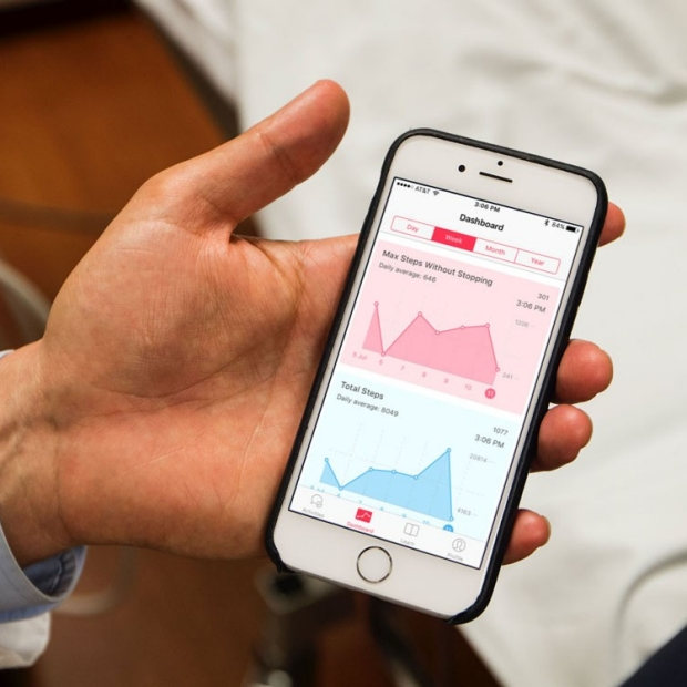Stanford researchers launch iPhone app to study peripheral artery disease