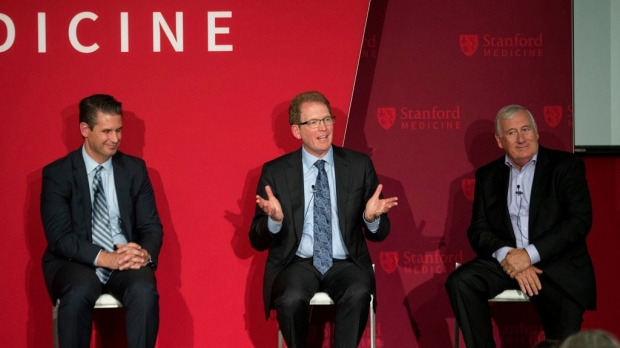 Stanford Medicine leaders look ahead