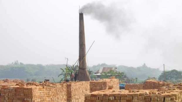 Zeroing in on brick kilns