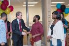 Diversity center for med school opens in Lane Library