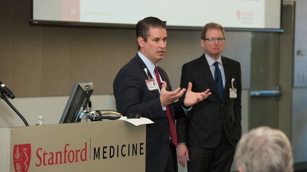 Stanford Health Care's future plans