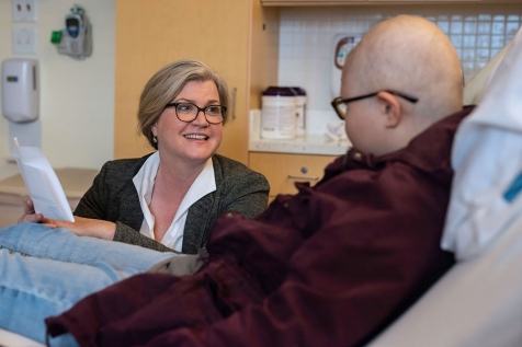 Packard nurse aims to advance patient care through research | News
