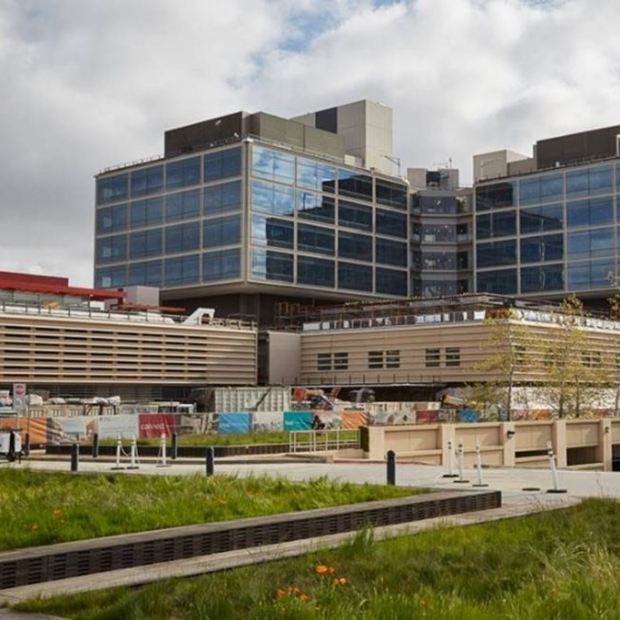 New Stanford Hospital nearing completion