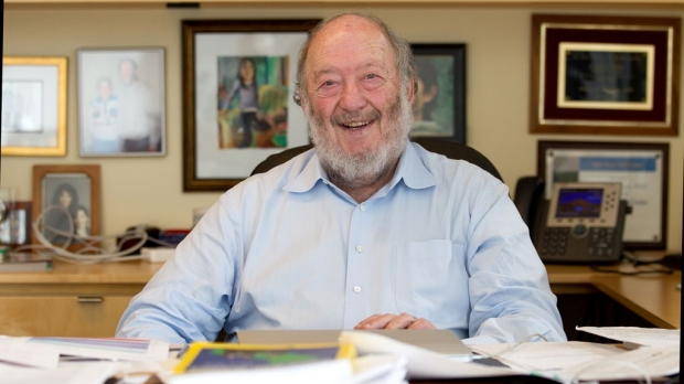Irving Weissman honored for stem cell, cancer work