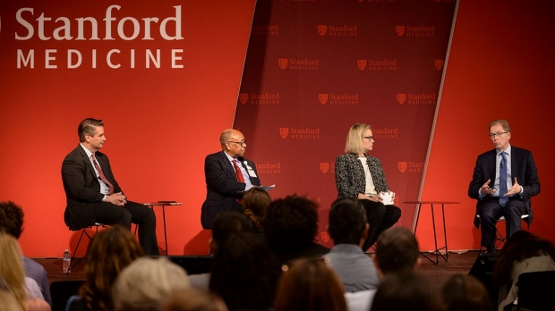 State of Stanford Medicine is collaborative