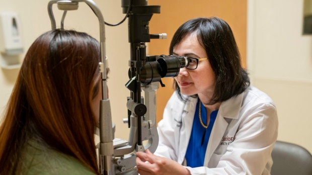 New center for rare eye disease