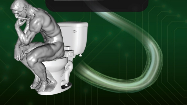Smart toilet can flag disease