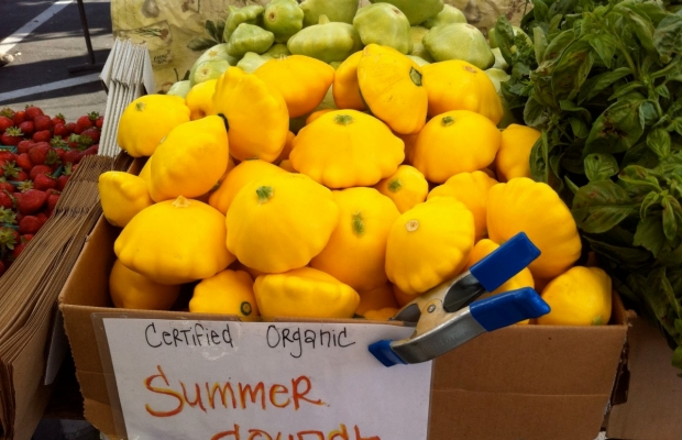 Farmers Market at Menlo Park, CA