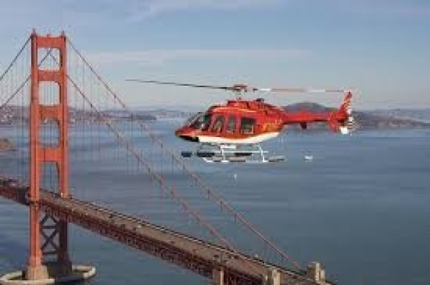 LPCH Helicopter SF
