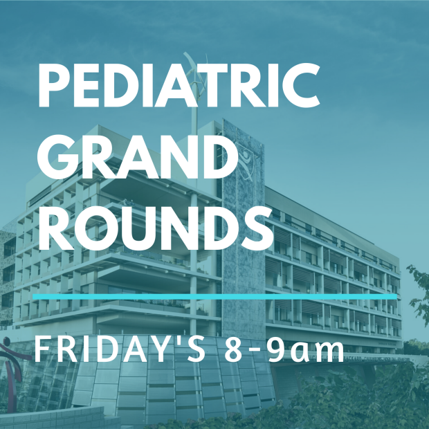 Pediatric Grand Rounds at Stanford Pediatrics