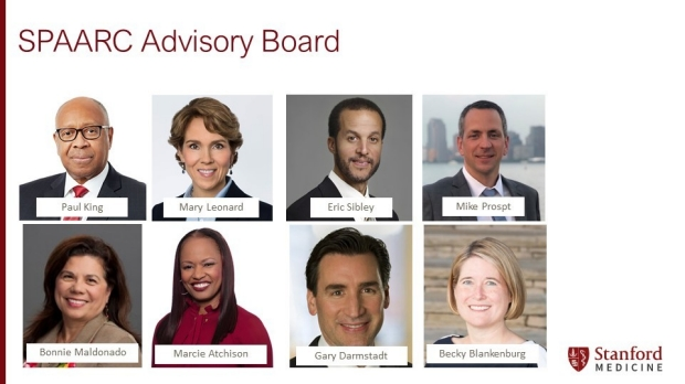 SPAARC Advisory Board