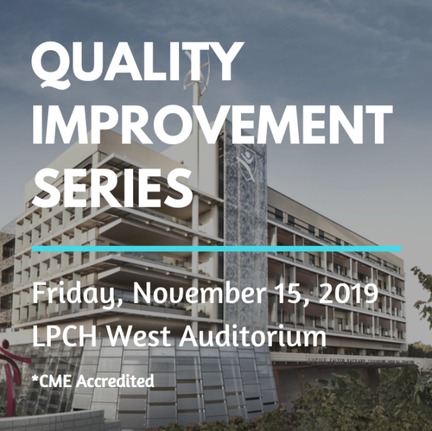 Quality Improvement Series (CME) - Learning from Our System Failures III