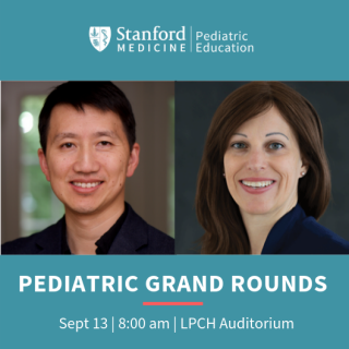Pediatrics | Department of Pediatrics | Stanford Medicine