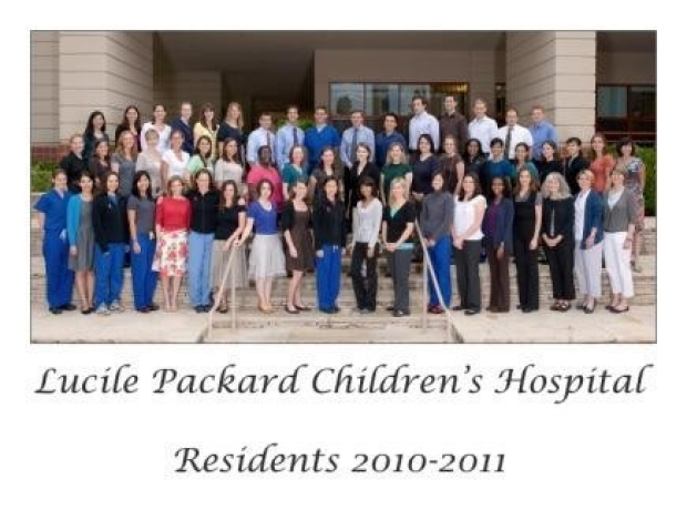 2010-11LPCH Residents