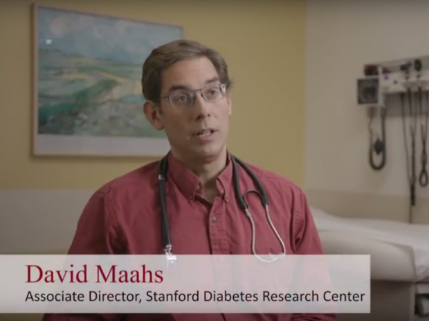 David Maahs talks about the Diabetes Research Center