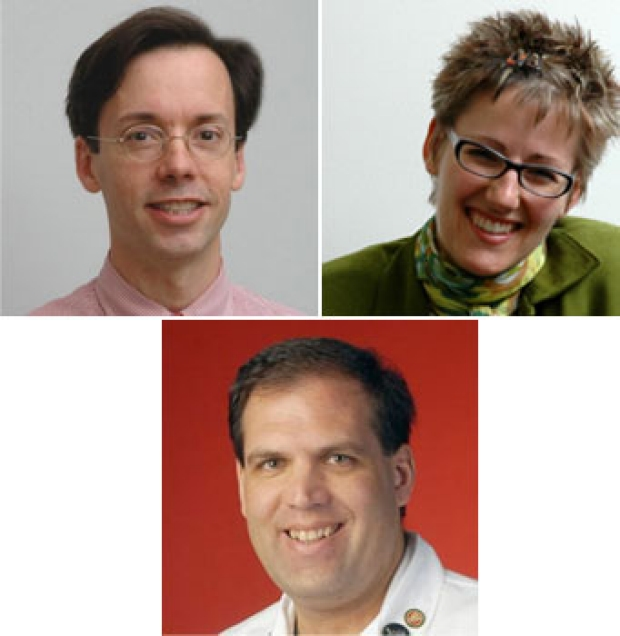 Drs. Daniel, Fahrig and Gold Elected to AIMBE College of Fellows
