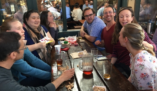 Relman Lab Happy Hour