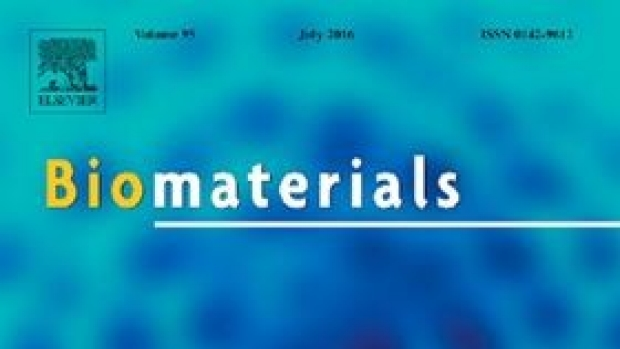 Biomaterials cover
