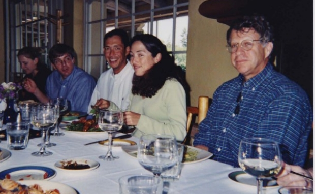 lab lunch june2000