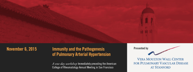 Immunity and the Pathogenesis of Pulmonary Arterial Hypertension Symposium