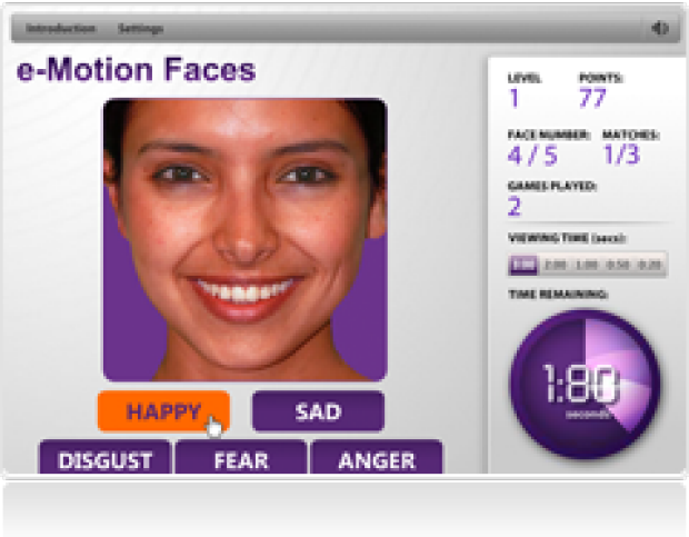 e-Motion Faces image
