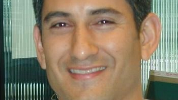 smiling headshot of Oscar Abilez