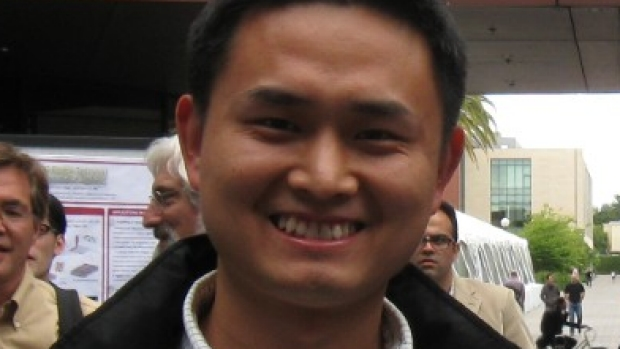smiling headshot of Mingtao Zhao