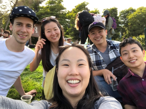 Peter Yang Lab Retreat, March 2019